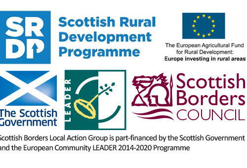 Scottish Borders Action Group logos