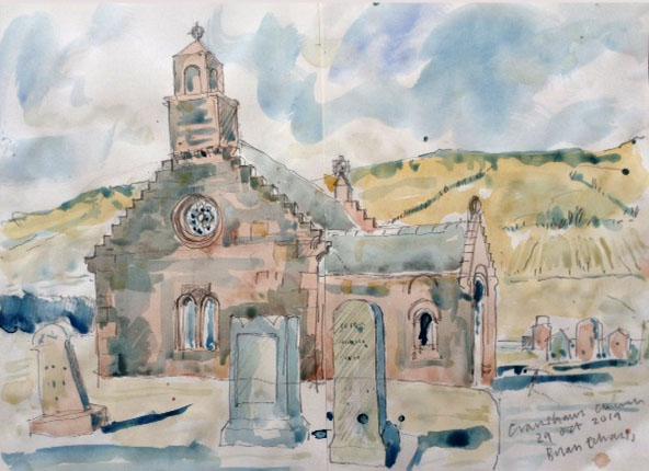 Cranshaws Church