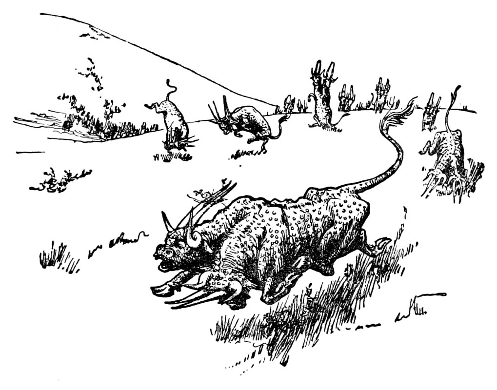 The Red Ettin, from J Jacobs, 1895.