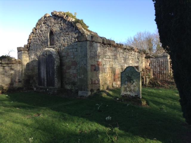 Preston Churchyard photos by Brian Edwards.