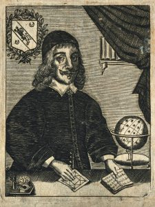 Nicholas Culpeper. Line engraving, 1655.