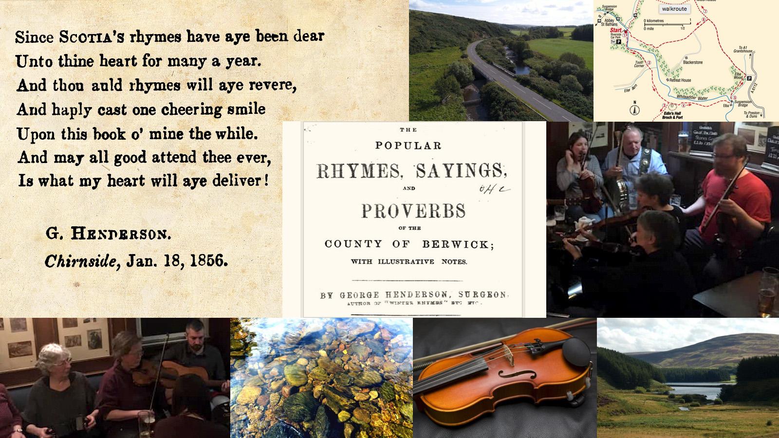 Whiteadder: Heart of the Lammermuirs Festival